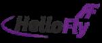 hello fly logo
