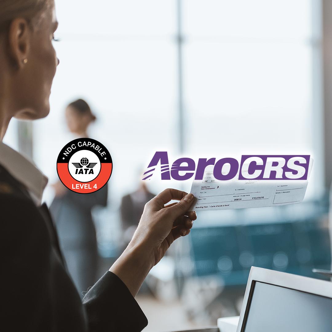 aerocrs iata level 4 badge